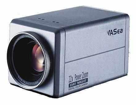 开天安保科技-一体化摄像机
