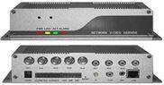 4路CIF网络视频服务器