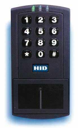 ssi美货源安防-卡/读卡器设备-hid读卡器