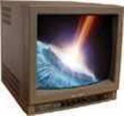彩色音频视频监视器