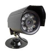 红外防水夜视摄像机