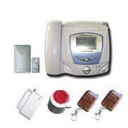 供应安博士电话机型家用商用防盗报警器ABS007,诚征代理经销商,超高的利润等着