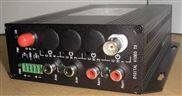 1路視頻+2路雙向音頻+1路數據光端機