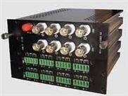 8路视频+8路数据/音频光端机