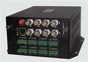 8路视频+8路数据+1路以太网光端机