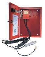 新型智能靜電接地報警器