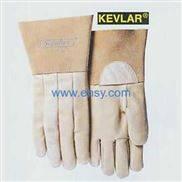 氩弧焊TIG手套上等猪青皮中袖筒款-EHSY西域品质提供