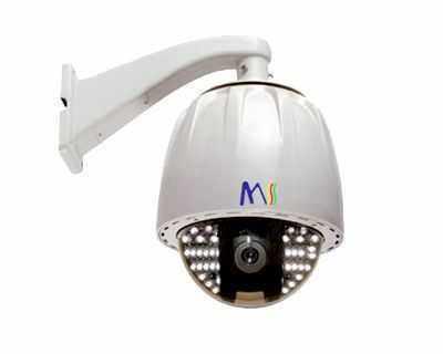 室内智能匀速球型摄像机