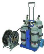 推车式电动送风长管呼吸器
