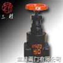 Z15T-10内螺纹暗杆楔式闸阀 三精制造