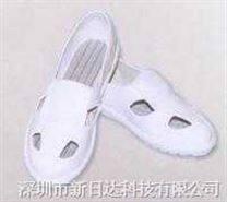 防静电四孔鞋、防静电四眼鞋、防静电无尘鞋