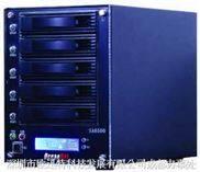 欧迅特SA6500--5盘位的SATA磁盘阵列存储系统