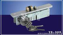木门、金属门斜口锁