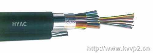 自承式通信电缆,电话电缆HYAC
