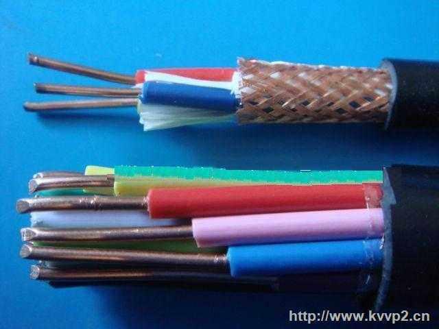矿用控制电缆/MKVVP