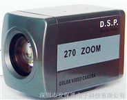 270倍彩色自动变焦一体化摄像机