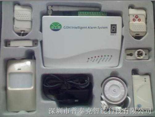 GSM短线无线报警主机