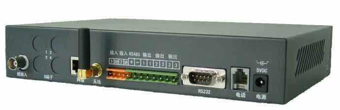 无线网络视频服务器
