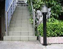 庭院灯式互射式红外光栅(照明\防盗二合一)