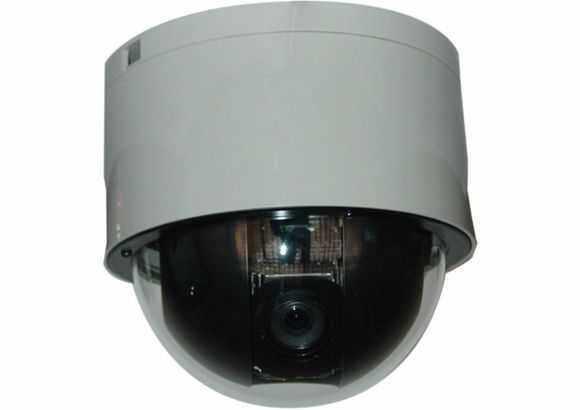 bd-p5818无极旋转可变速球形摄像机