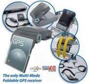 CF 界面摺疊式GPS接收器具SD糟