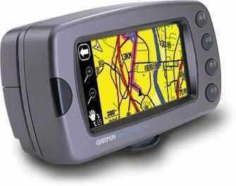 彩色 GPS 導航接收機(臺灣版