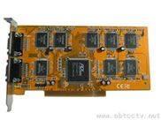 ABT-6208T-8路音视频采集卡