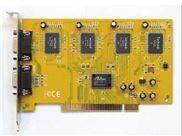 ABT-6204T-4路音视频采集卡