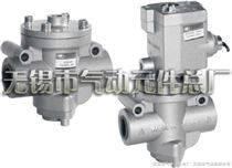 K22JK系列二位二通截止式氣控換向閥 無錫市氣動元件總廠