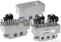 K25K2系列二位五通双气控滑阀 无锡市气动元件总厂