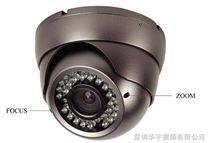 网络防暴半球摄像机