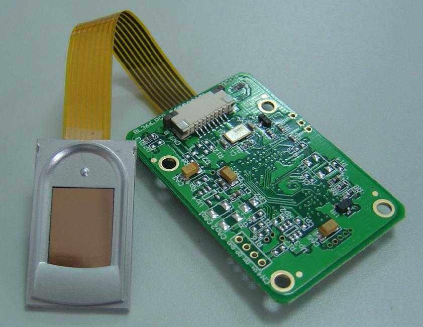 bl366m 指纹模块,指纹识别模块,电容面积型指纹模块