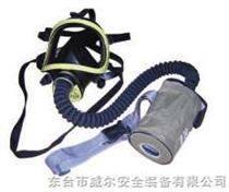 优质中型罐导管式防毒面具