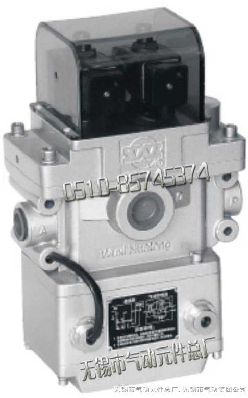 K23JSD系列压力机用双联阀 无锡市气动元件总厂