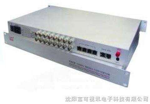 十六路音频光端机