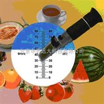 持糖度計/手持式折射計 型號:SJN-101