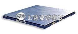 上海10吨电子地磅秤单层地磅称