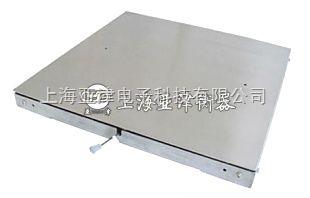 上海30吨电子地磅秤单层小地磅称厂家直销