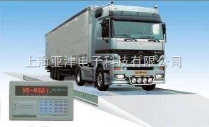 虹口100吨地衡-标准式汽车衡