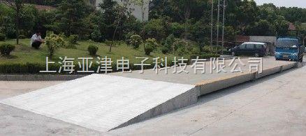 上海120吨地磅汽车衡