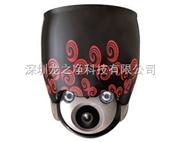 海螺型红外摄像机+海螺型摄像机批发+深圳龙之净硬盘录像机+红外半球监控摄像头