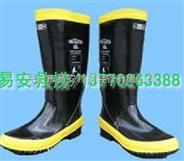 消防膠靴/消防員防護靴子