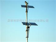 太阳能道路监控系统 太阳能道路监控系统 森林防火太阳能监控系统