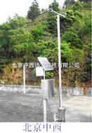 九要素便携式自动气象站说明书