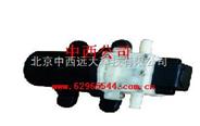微型水泵 型号:WG13-PLD-1205 厂家