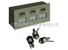 JCQ-2×3型柜内避雷器用组合式监测器